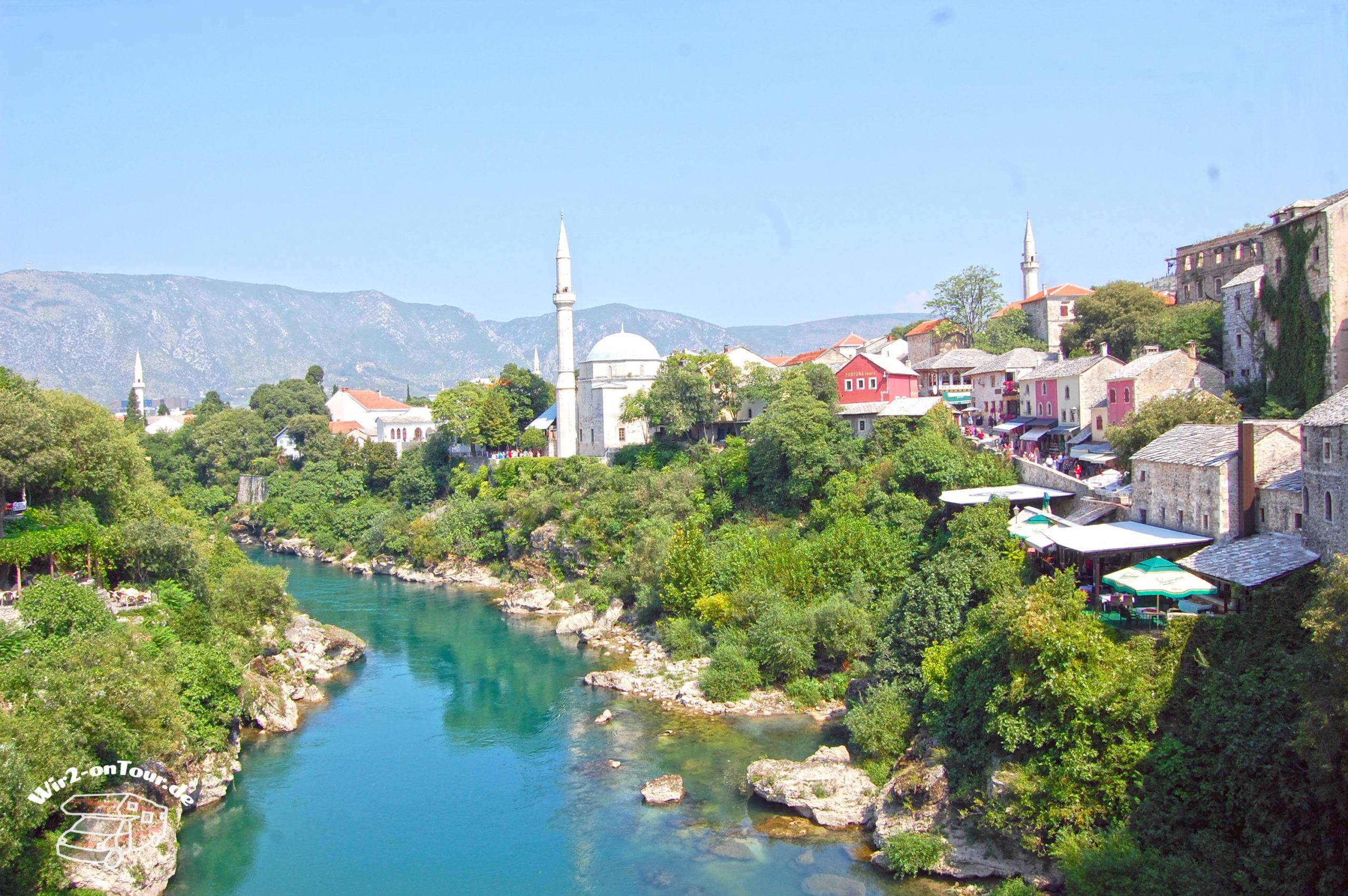 Ausflug nach Mostar