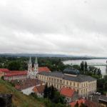 Stadtansicht Esztergom