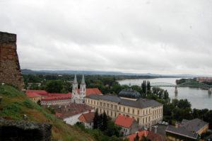 Von Esztergom nach Budapest