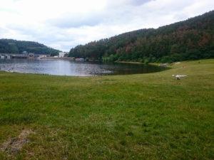 Reise im Camper nach Thüringen, Sachsen-Anhalt, Tschechien