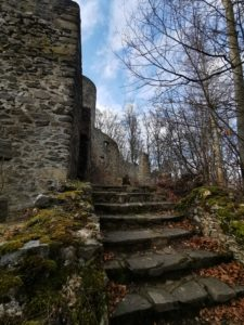 "Walk around ""Burg Lichtenegg"""
