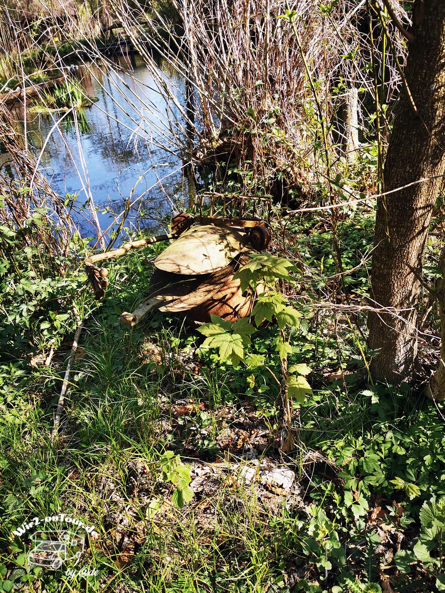 Zu Besuch im Wildgarten Furth im Wald